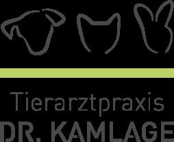 Tierarztpraxis Dr. Kamlage – Logo